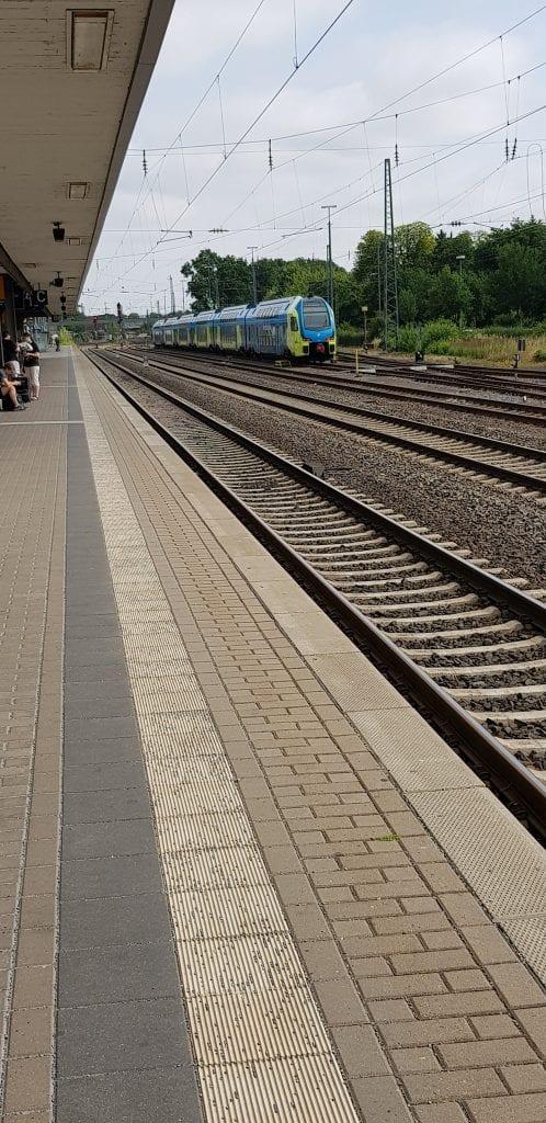 Bahnhof minden westfalenbahn