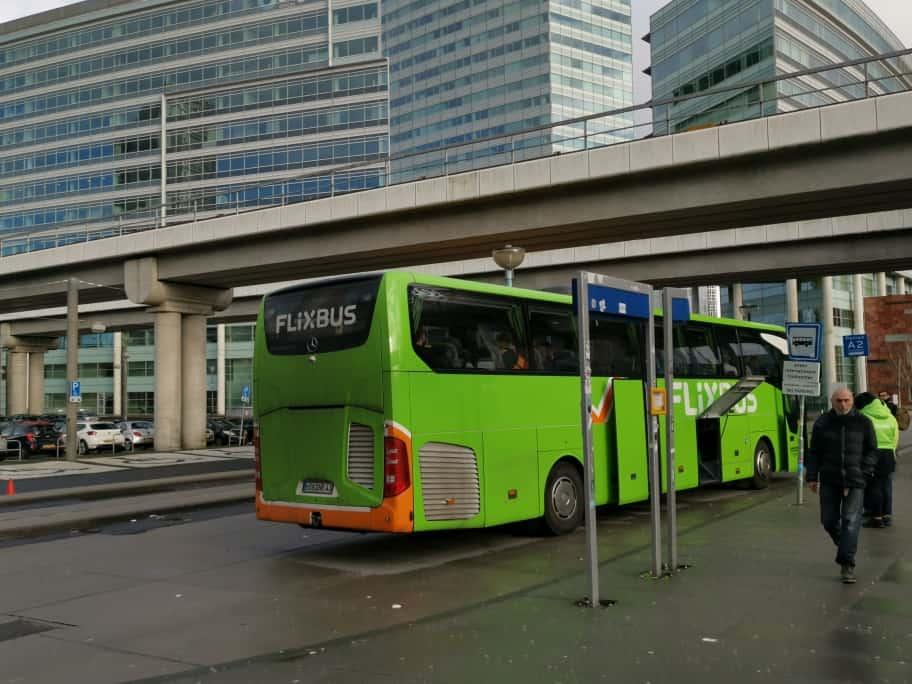 Flixbus amsterdam
